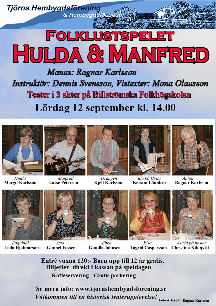 Hulda & Man_Billstr 12sept_72